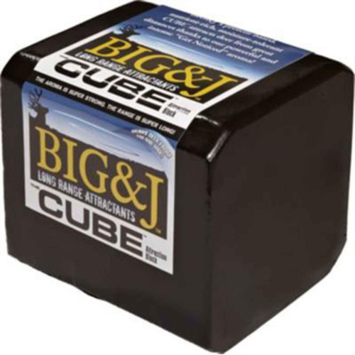 Big & J BB2-CUBE The Cube Deer Supplement Attraction Block