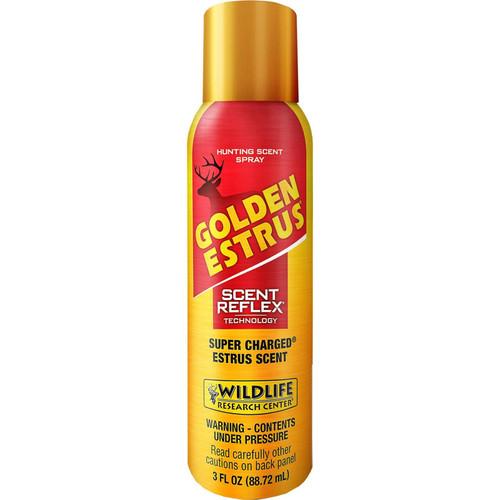 Wildlife Research Center 3 oz Super Charged Golden Estrus Scent Spray