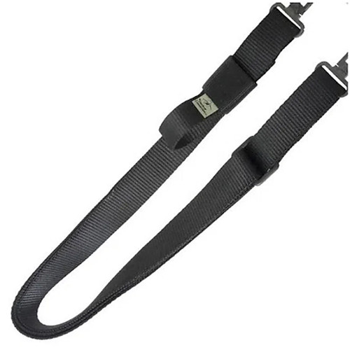 The Outdoor Connection The Super-Grip Super Sling, Black