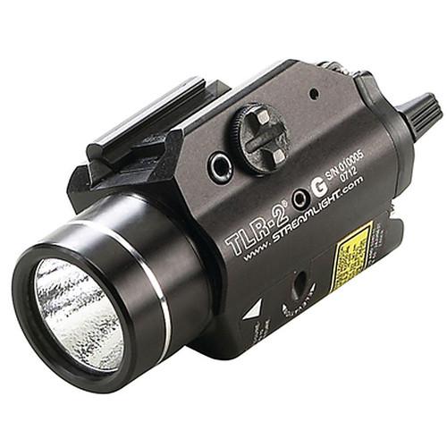 Streamlight TLR-2G light LED with Green Laser, 69250
