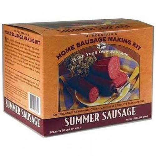 Hi Mountain Seasoning Original Summer Sausage Kit