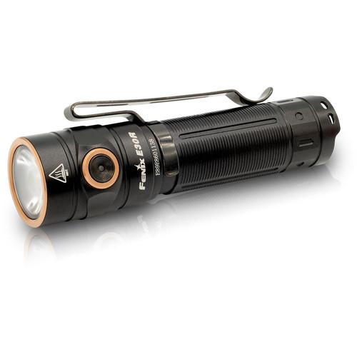 Fenix E30R, 1600 Lumens Rechargeable Flashlight, Battery Included #E30R