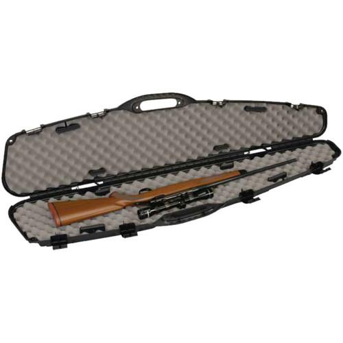 "Plano Pro-Max Pillarlock Single Scoped Rifle Case 53.5"" Airline Approved, 1511-01"