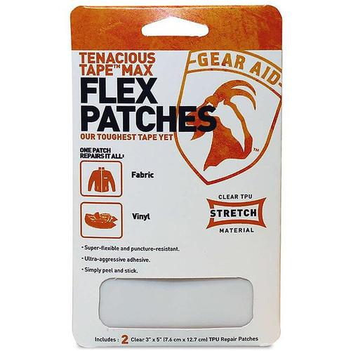 Gear Aid Tenacious Tape Flex Patches