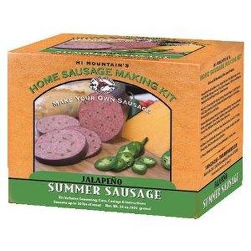 Hi Mountain Seasoning Jalapeno Summer Sausage Kit