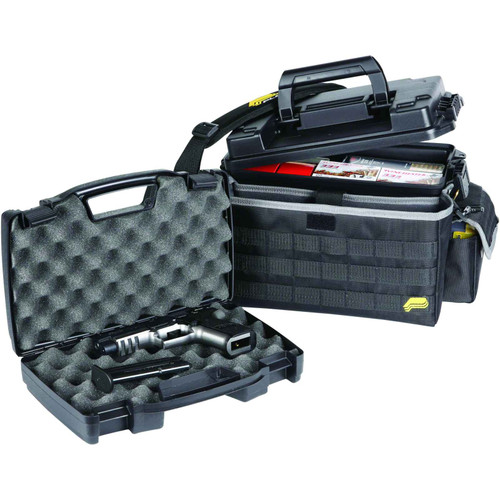 Plano X2 1712 Ammo Case Range Bag Black, 1712501