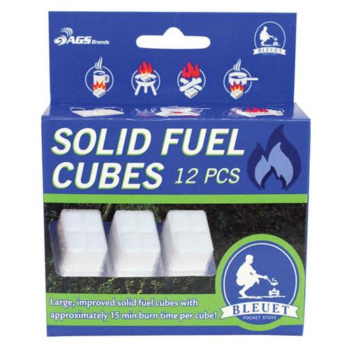 Bleuet Solid Fuel Cubes