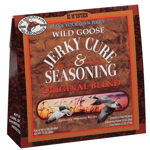 Hi Mountain Seasoning Wild Goose Original Blend Jerky Kit