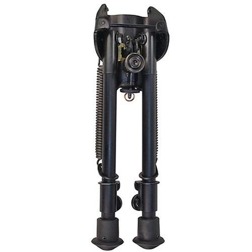 Harris Ultralight Bipods 1A2 Solid Base 6-9 Inch, 1A2-BR