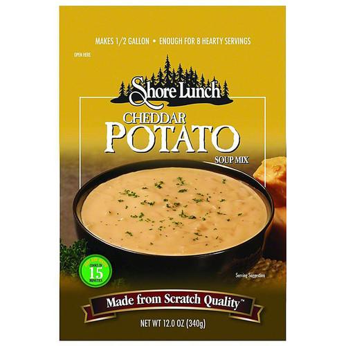 Shore Lunch Cheddar Potato Soup Mix