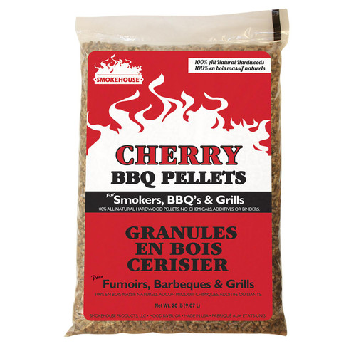 Smokehouse Products Cherry BBQ Pellets