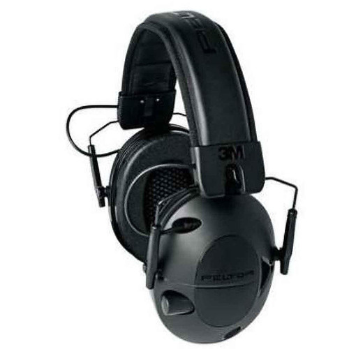 Peltor Tactical 100 Electronic Earmuffs Black, TAC100OTH