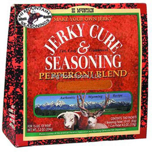 Hi Mountain Seasoning Pepperoni Blend Jerky Kit