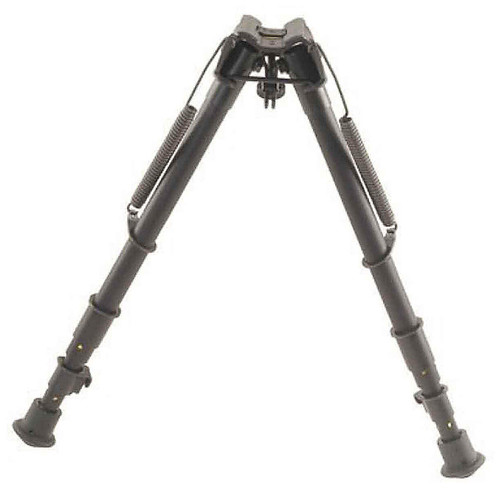Harris Ultralight Bipods 1A2 Solid Base 12-25 Inch, 1A2-25