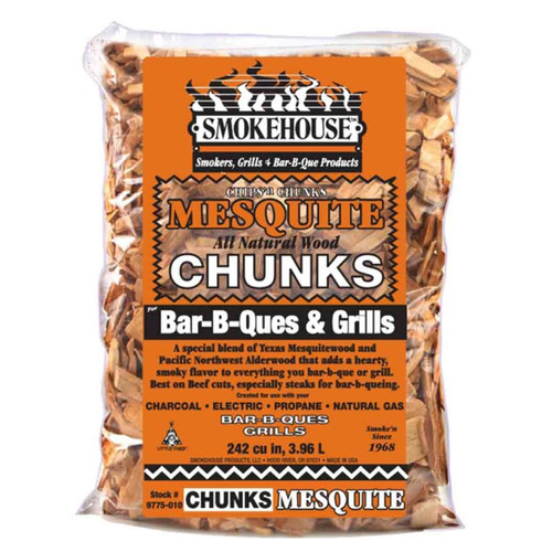Smokehouse Products Mesquite Wood Chunks
