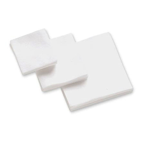 Hoppes White PATCH 25CT 10-16 Gauge, 1205