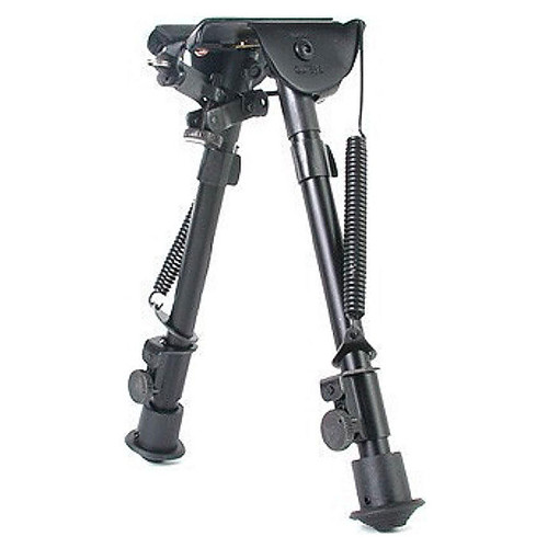 "Champion Standard Bipod 13.5""-23"" Adjustable Aluminum Black, 40852"