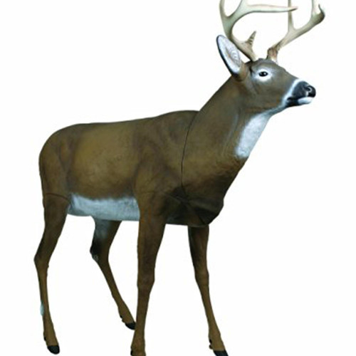 Flambeau Masters Series Boss Buck Whitetail Deer Decoy, 5965MS