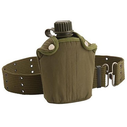 Coleman Military Style Canteen w/cover
