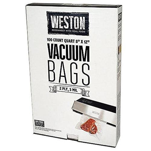 Weston Quart Vacuum Seal Bags