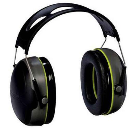 3M Peltor Sport Bull's Eye Hearing Protector Black/Gray, 97041-PEL-6C