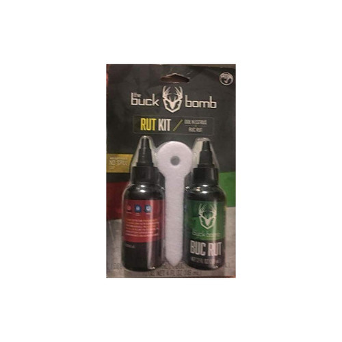 Hunter's Specialties 200041 Buck Bomb RUT KIT