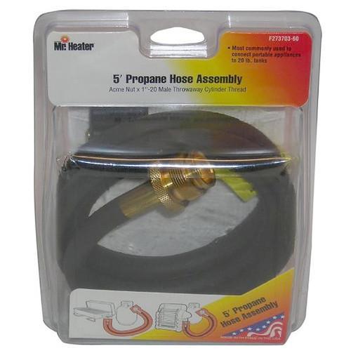 Mr. Heater 5FT Propane Hose Assembly