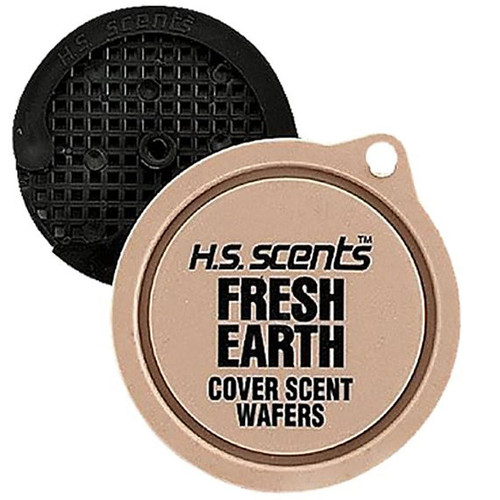 Hunter's Specialties Fresh Earth Scent Wafers 3Pk 01022