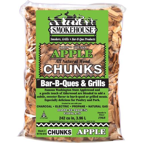 Smokehouse Products Apple Wood Chunks