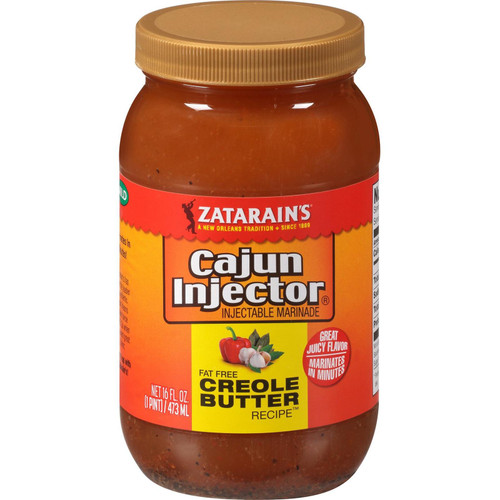 Zatarain's Cajun Injector Creole Butter Refill