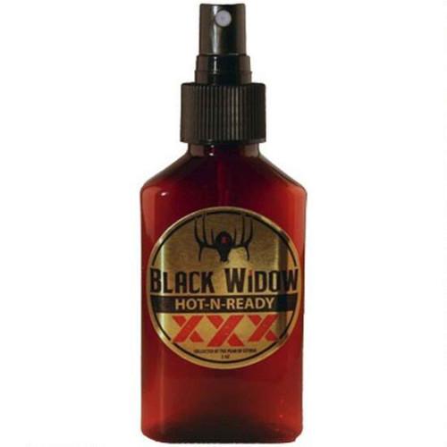 Black Widow Gold Label Hot-N-Ready XXX Deer Lure 3oz 00229