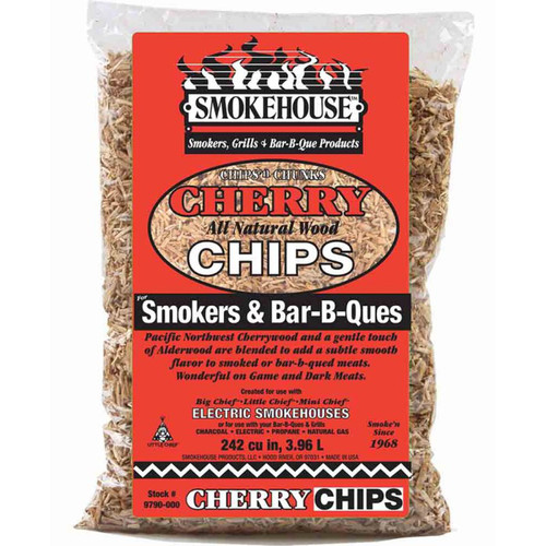 Smokehouse Products Cherry Wood Chips