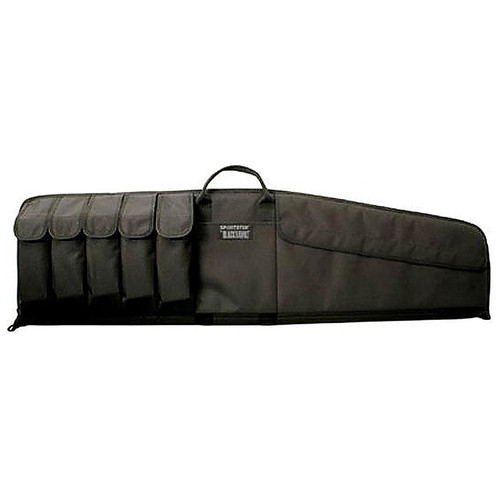 "BlackHawk Sportster Tactical Rifle Case Small 42.5"" Nylon Black, 74SG02BK"