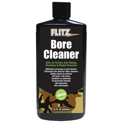 Flitz Gun Bore Cleaner 7.6 Ounce Bottle, GB 04985
