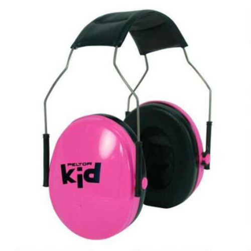 Peltor Junior Hearing Protectors Pink, 97022
