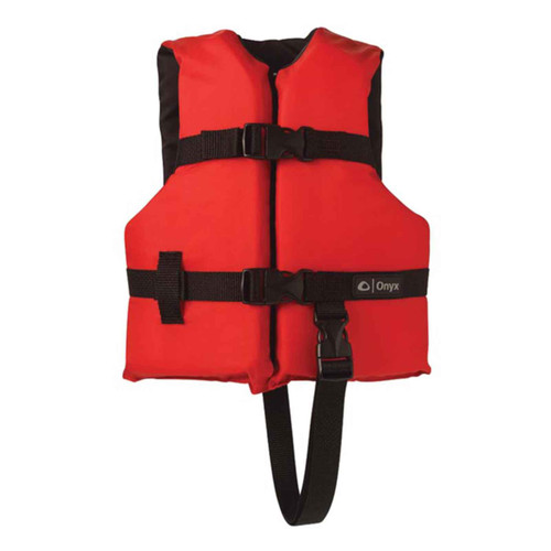 Onyx General Purpose Child Vest/Red