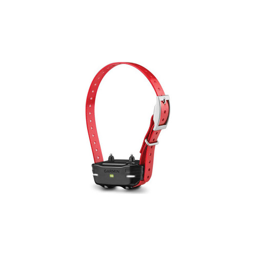 Garmin PT10 Add-On Electronic Dog Training Collar Red, 010-01209-00