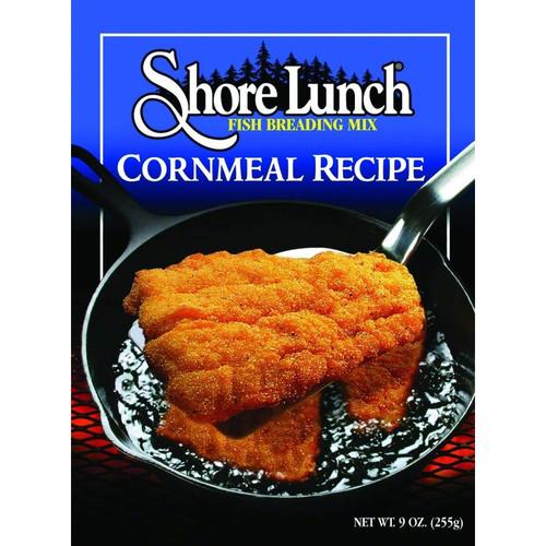 Shore Lunch Fish Breading Mix Cornmeal Recipe