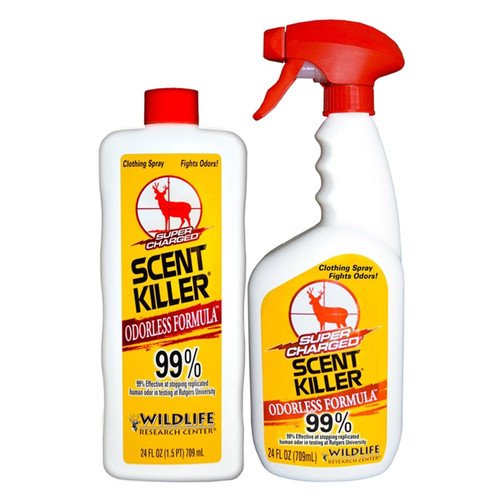 Wildlife Research SC Scent Killer 24/24 Scent Elimination Combo 559