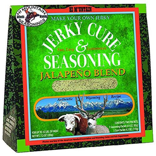 Hi Mountain Seasoning Jalapeno Blend Jerky Kit