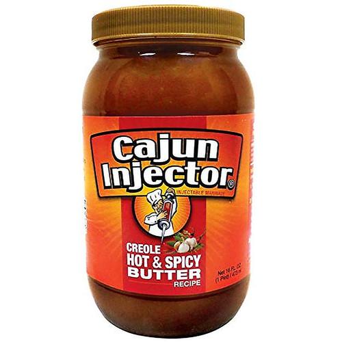 Zatarain's Cajun Injector Creole Hot 'N Spicy Butter Refill