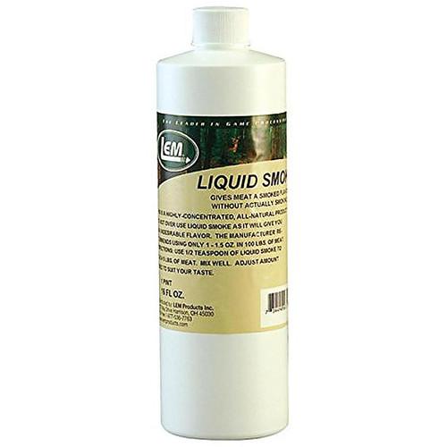 LEM Liquid Smoke