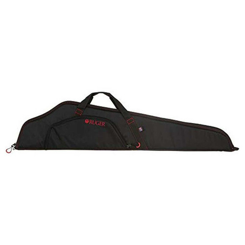 Allen Ruger Mesa Rifle Case, 46 inches - Black/Red