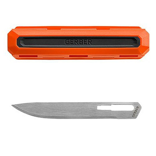 Gerber 31-003085 Vital Big Game Replacement Drop Point Blades 5-Pack
