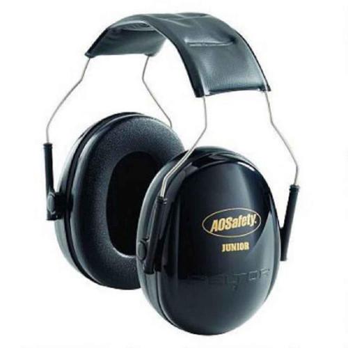 AO Safety Peltor Junior Earmuffs NRR 17dB Adjustable Headband, 97070
