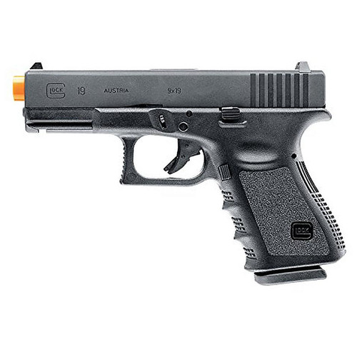 Umarex 2276303 Glock 19 Gen3 6mm Airsoft Pistol Blowback