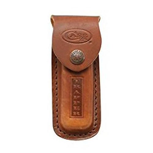 Case 00980 Genuine Leather Sheath for Trapper Knives