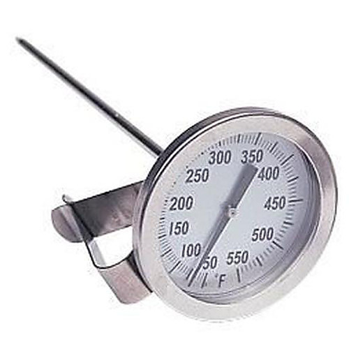 "Camp Chef 6"" Thermometer"