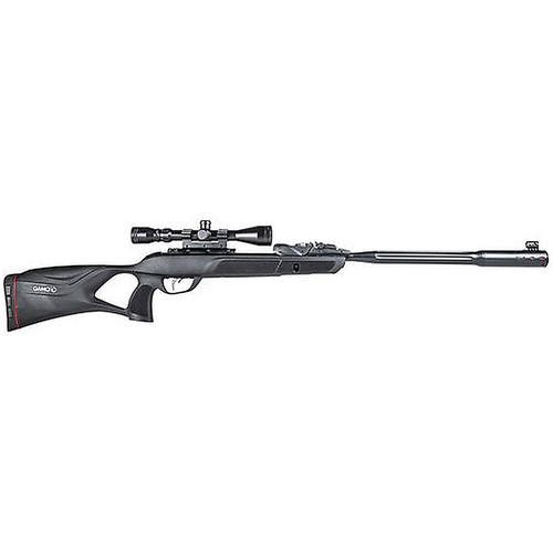 Gamo 611006125554 Magnum Air Rifle Break Open .22 Pellet 3-9x40mm Scope Black