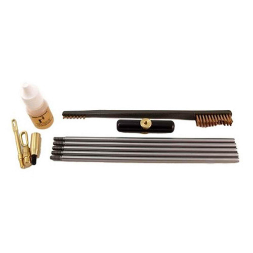 Pro-Shot Universal Field Cleaning Kit 32.5in Length Steel Rod, U-FIELD